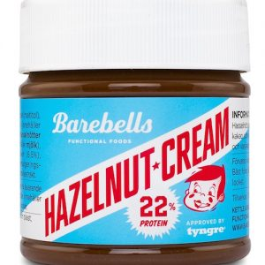 Barebells hazelnut cream