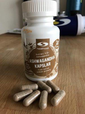 ashwagandha svensk hälsokost