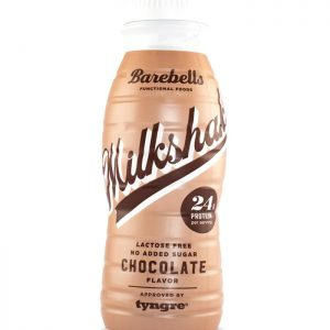 barebells milkshake choklad