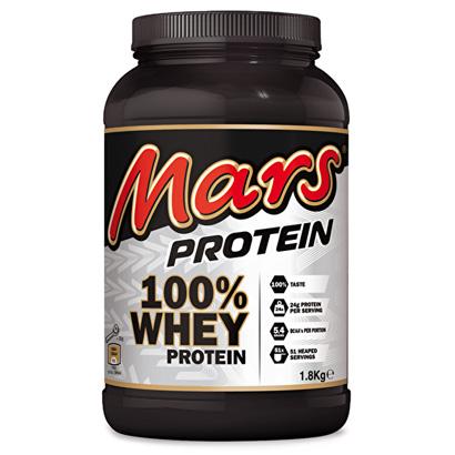 mars proteinpulver