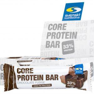 core proteinbar svenskt kosttillskott