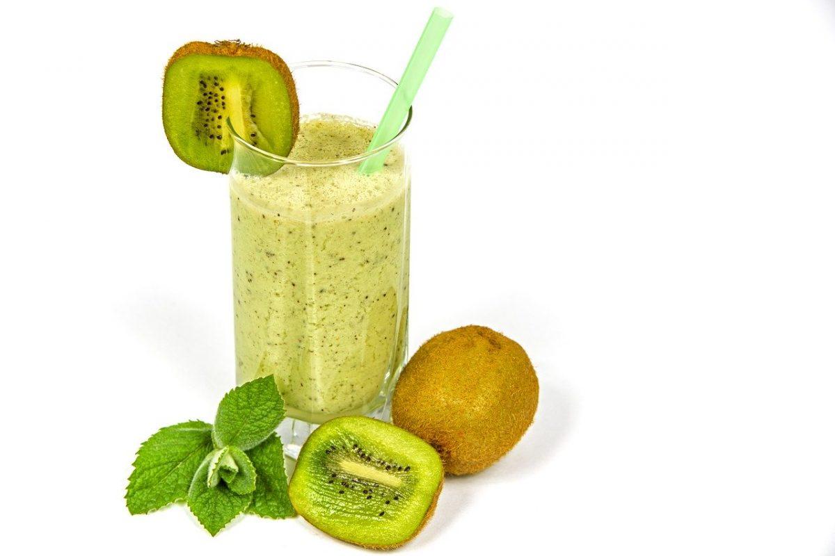 nyttig grön smoothie recept