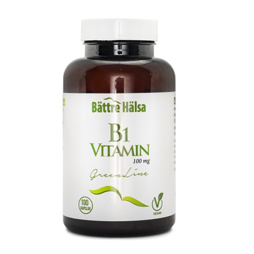 Tiamin b1 vitaminer