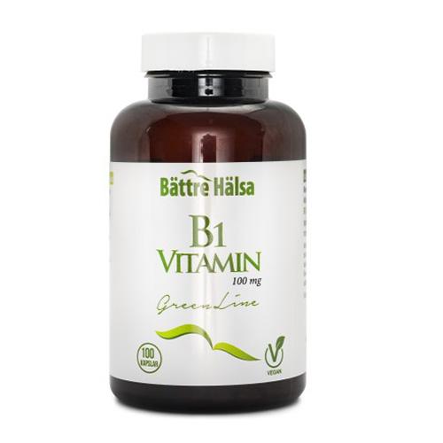 Tiamin b1 vitaminer