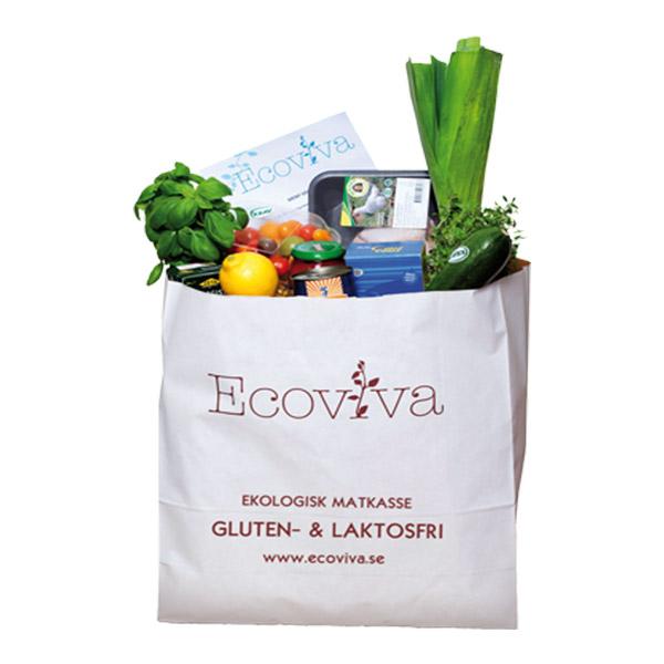 ecoviva glutenfri och laktosfri matkassae