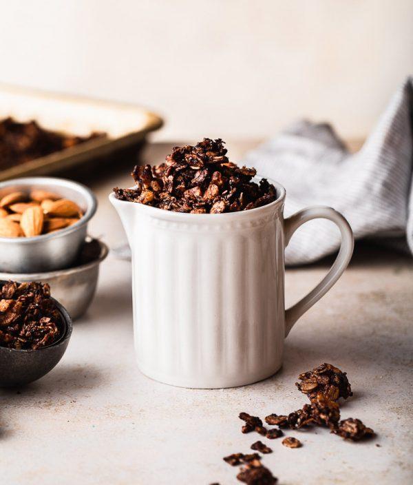 Nyttig hemmagjord granola